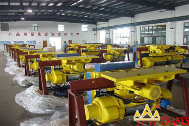 Chongqing Shanyan Crane Machinery Co., Ltd.