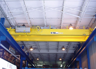 Double Beam Overhead Travelling Crane 5ton - 150ton Steel Material